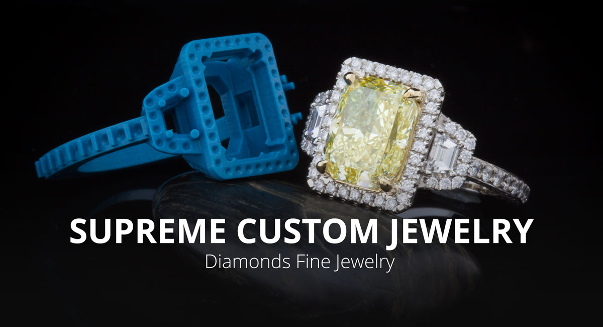Diamonds Fine Jewelry specializes in building custom jewelry in-house.